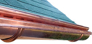 K Style Gutter Covers Half Round Gutter Covers Forever